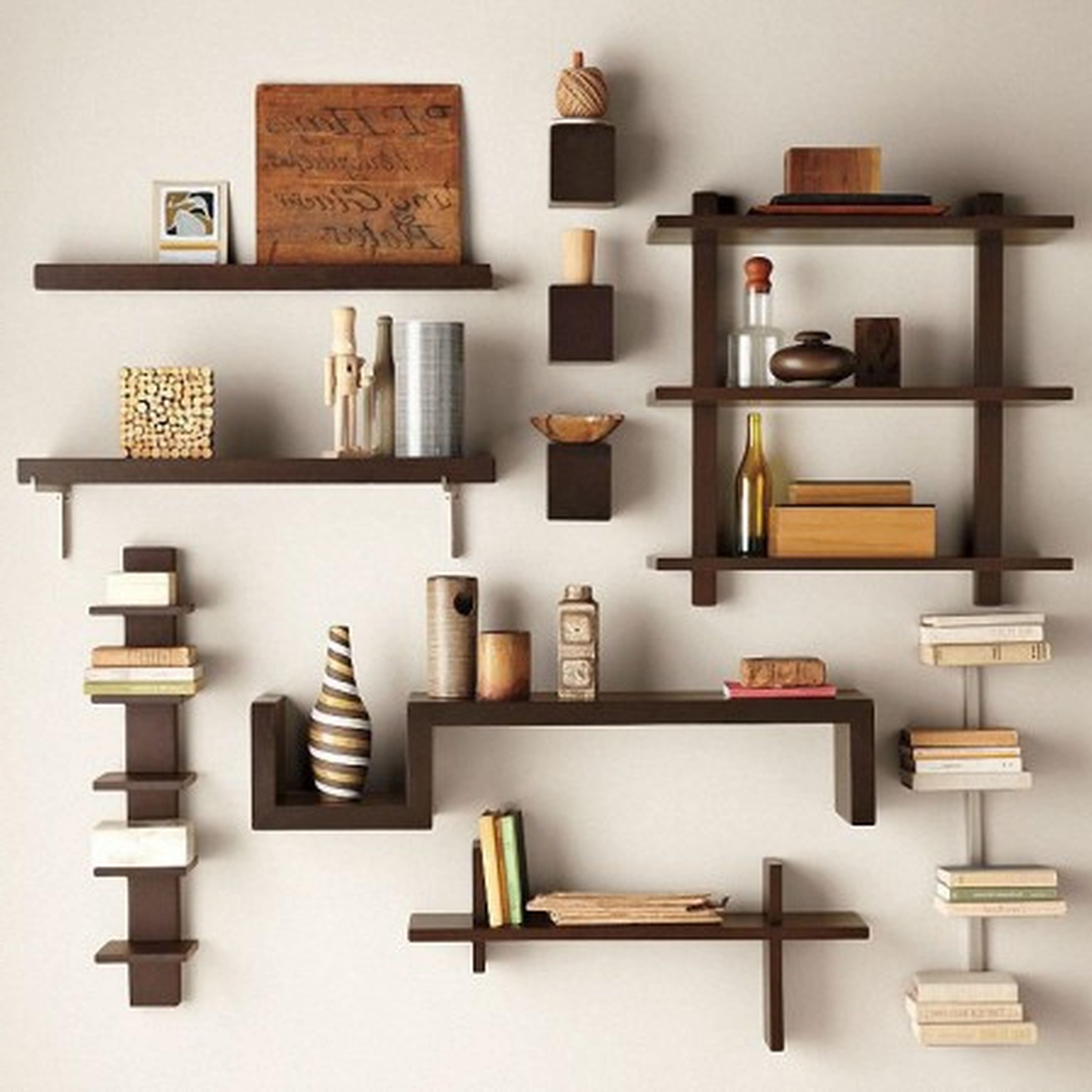 Decorative Wall Units For Living Room Decorate Rooms With Decorative Shelving Unit Homesfeed