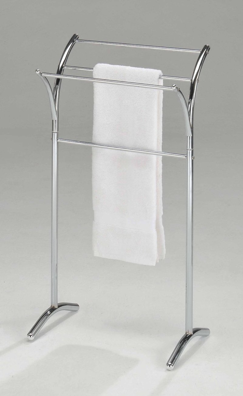 Large Of Free Standing Towel Rack