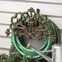 Decorative Garden Hose Holders | HomesFeed