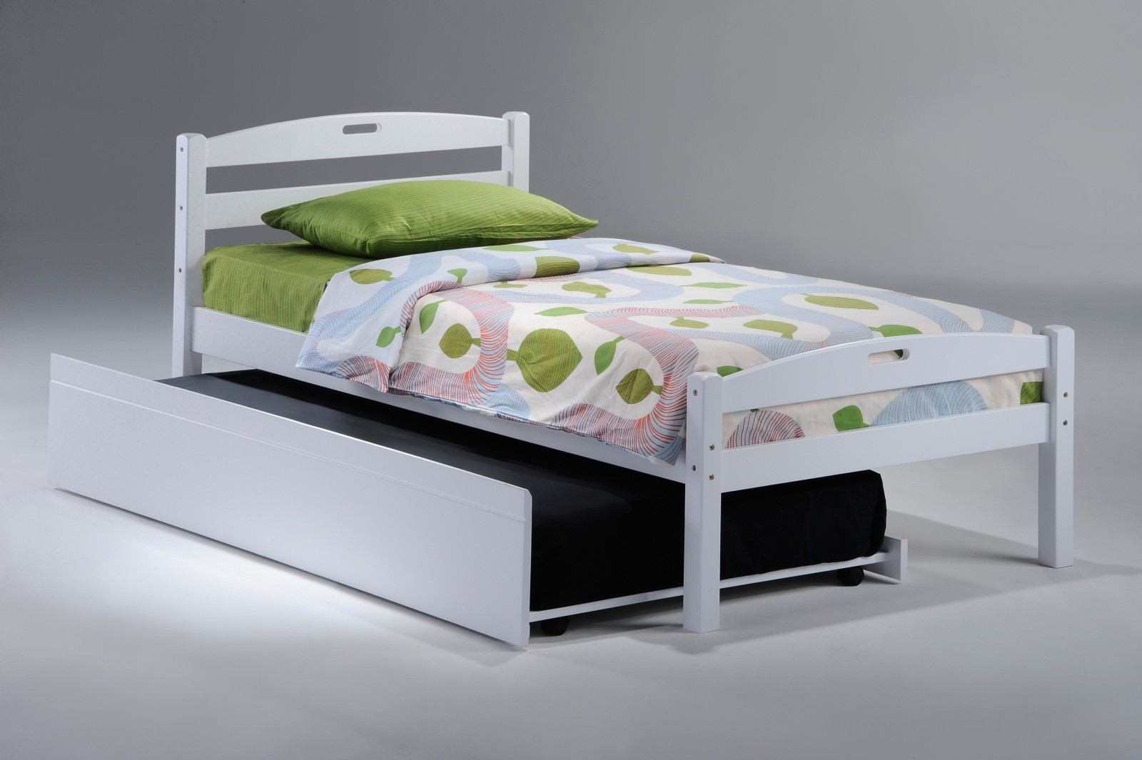 Single Beds For Kids Trundle Beds For Children Homesfeed