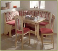 Corner Bench Kitchen Table Set: A Kitchen and Dining Nook ...