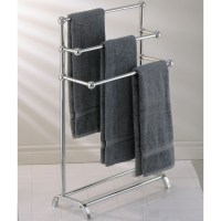 Free Standing Towel Racks | HomesFeed