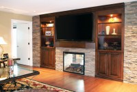 In Wall Entertainment Center | HomesFeed
