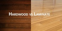 Hardwood Floor VS Laminate | HomesFeed