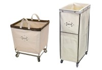 Laundry Baskets with Wheels | HomesFeed