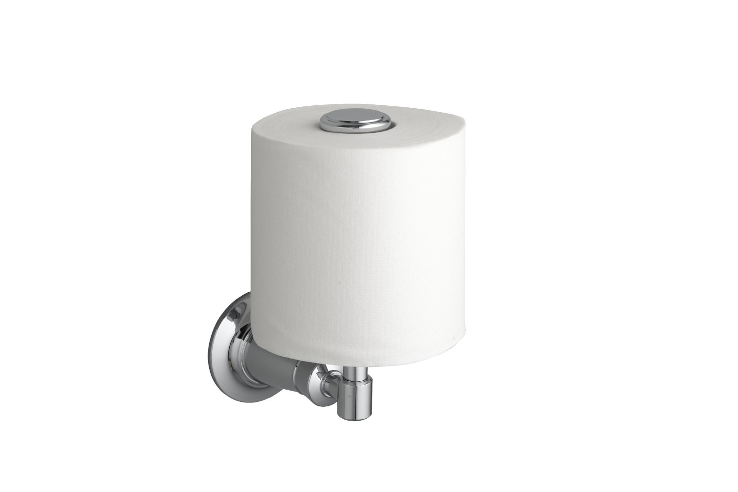 Tp Dispenser Vertical Toilet Paper Holder Homesfeed