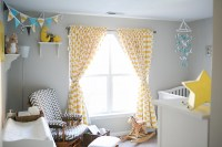Blackout Curtains Nursery | HomesFeed