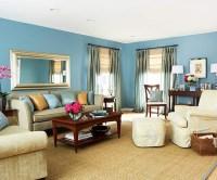 Teal Living Room Decor | HomesFeed
