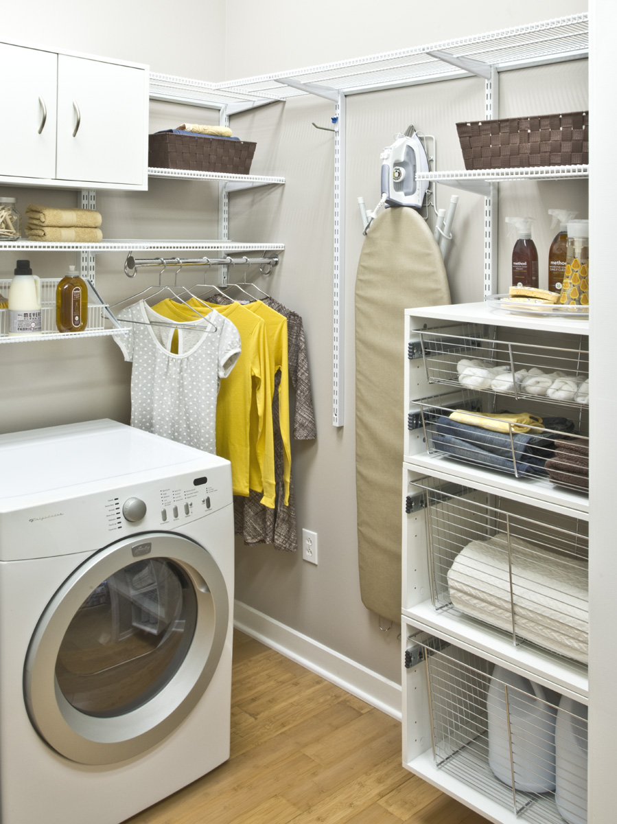 Rangement Cellier Buanderie Laundry Room Shelving Ideas For Small Spaces You Need To