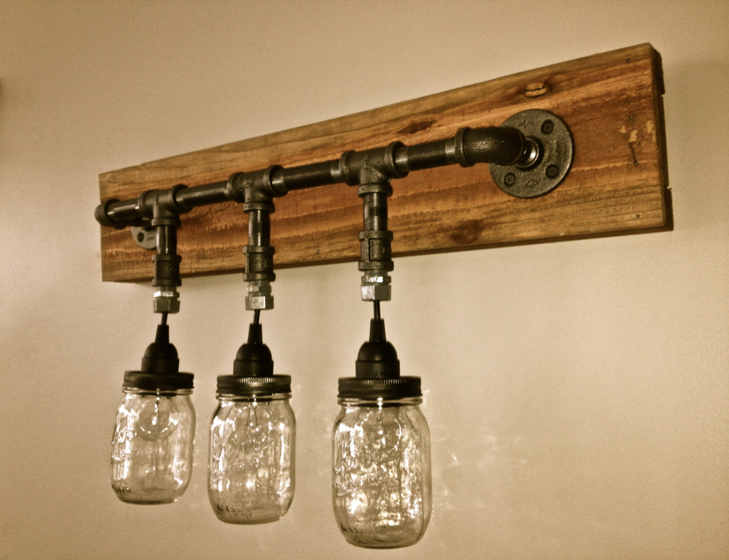 Iron Pipe Light Fixture Extraordinarily Unique Wooden Light Fixtures That You Must