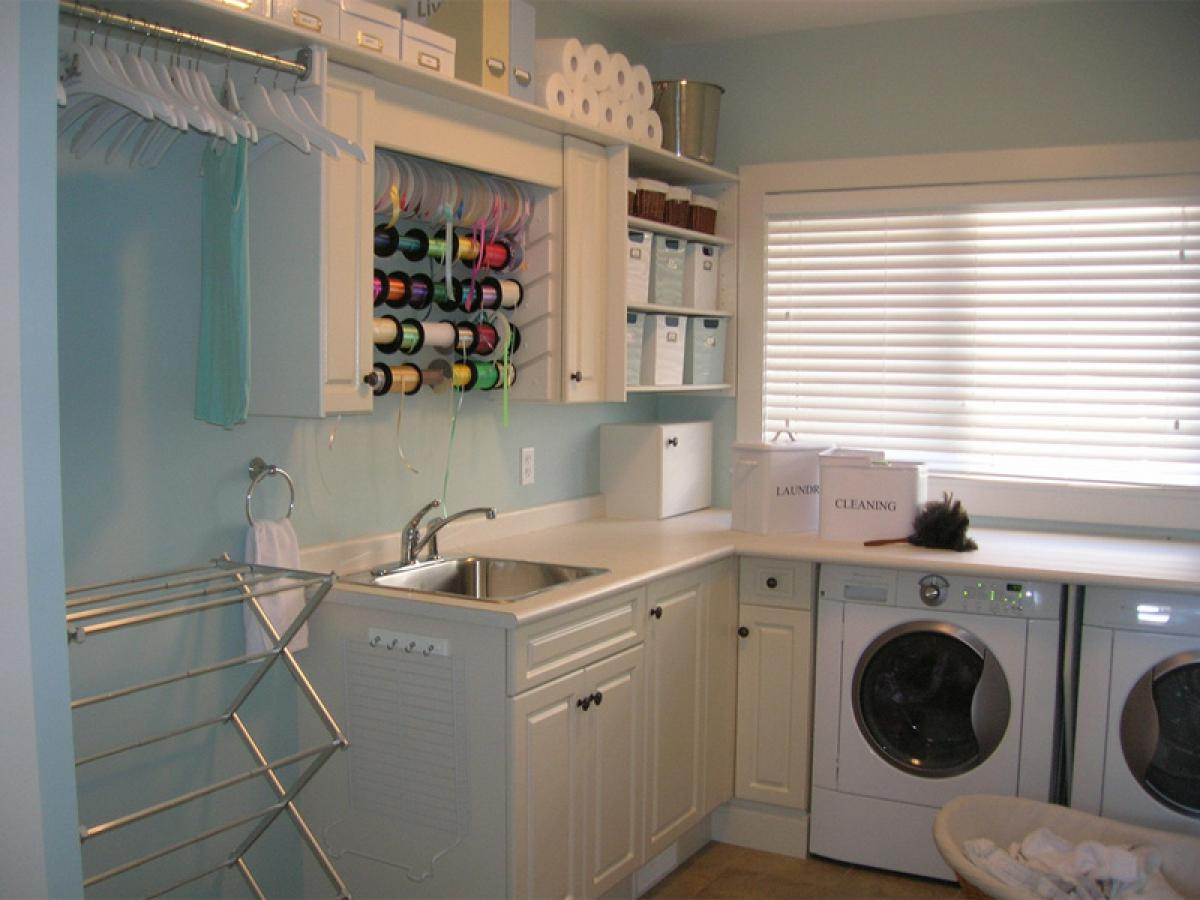 Kitchen Utility Room Ideas Simple And Best Laundry Room Shelf That You Must Apply