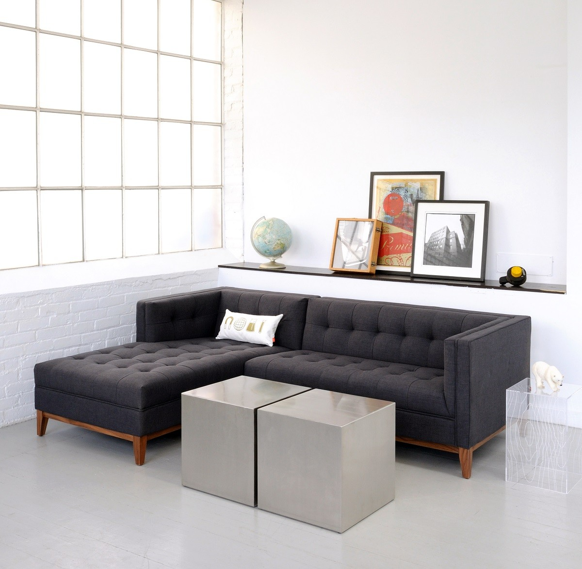 Apartment Sectional The Best Apartment Sectional Sofas Solving Function And Style