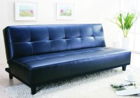 Ikea Leather Couch  Classic Appeal in Modernity | HomesFeed