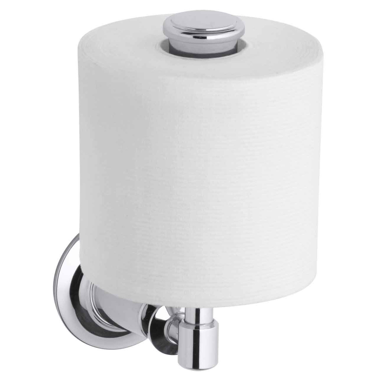 Tp Dispenser Amazing Vertical Toilet Paper Holder Homesfeed