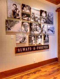 Canvas Collage Ideas as Wall Art