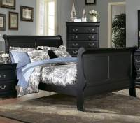 Sleigh Beds Full Size Product Options | HomesFeed