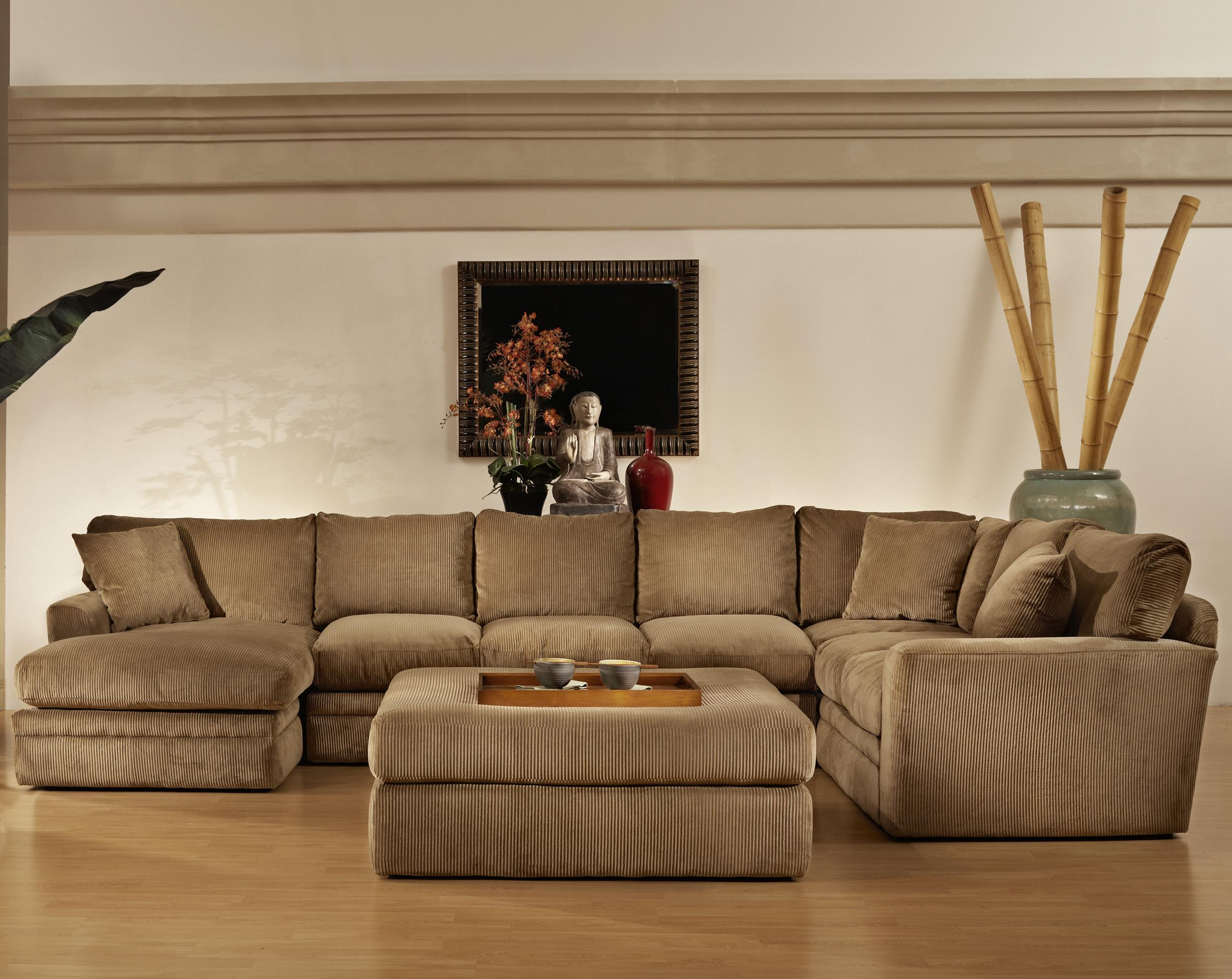 Comfortable Den Furniture Best Sectional Sofas With Recliners And Chaise Homesfeed