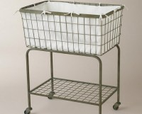 Good Laundry Baskets with Wheels | HomesFeed