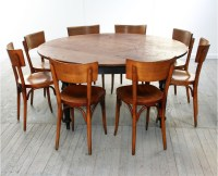 Perfect 8 Person Round Dining Table