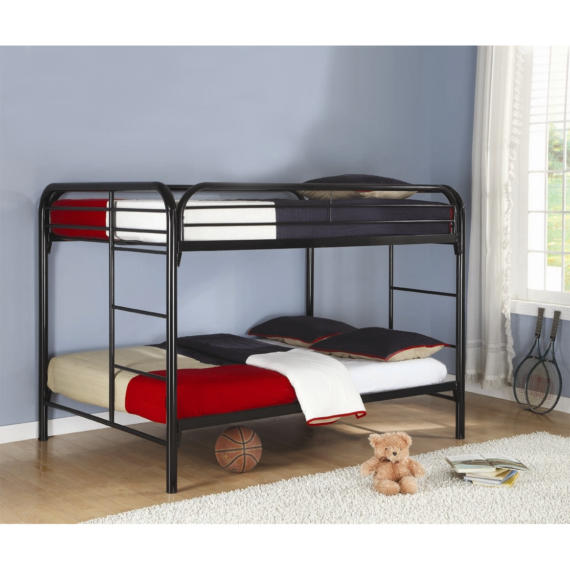 Tweepersoons Stapelbed Sturdy Bunk Beds For Adults Homesfeed