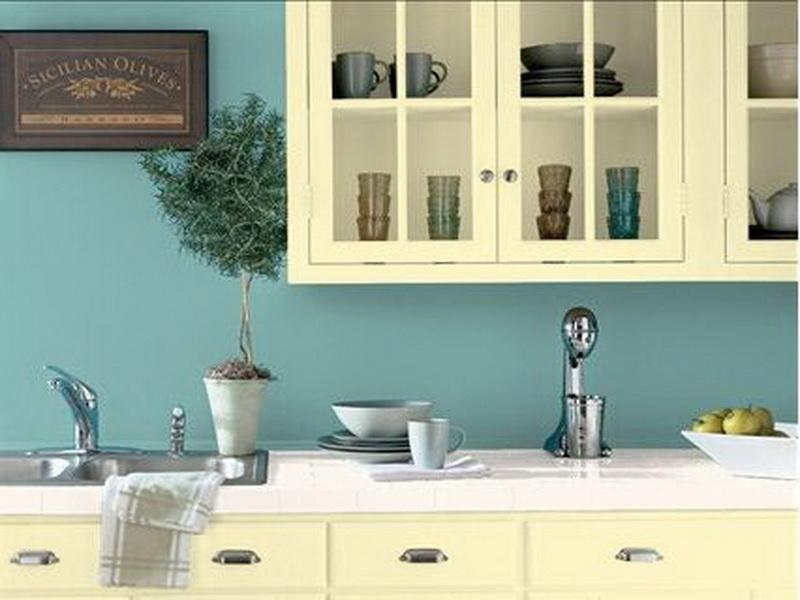 Feel A Brand New Kitchen With These Popular Paint Colors
