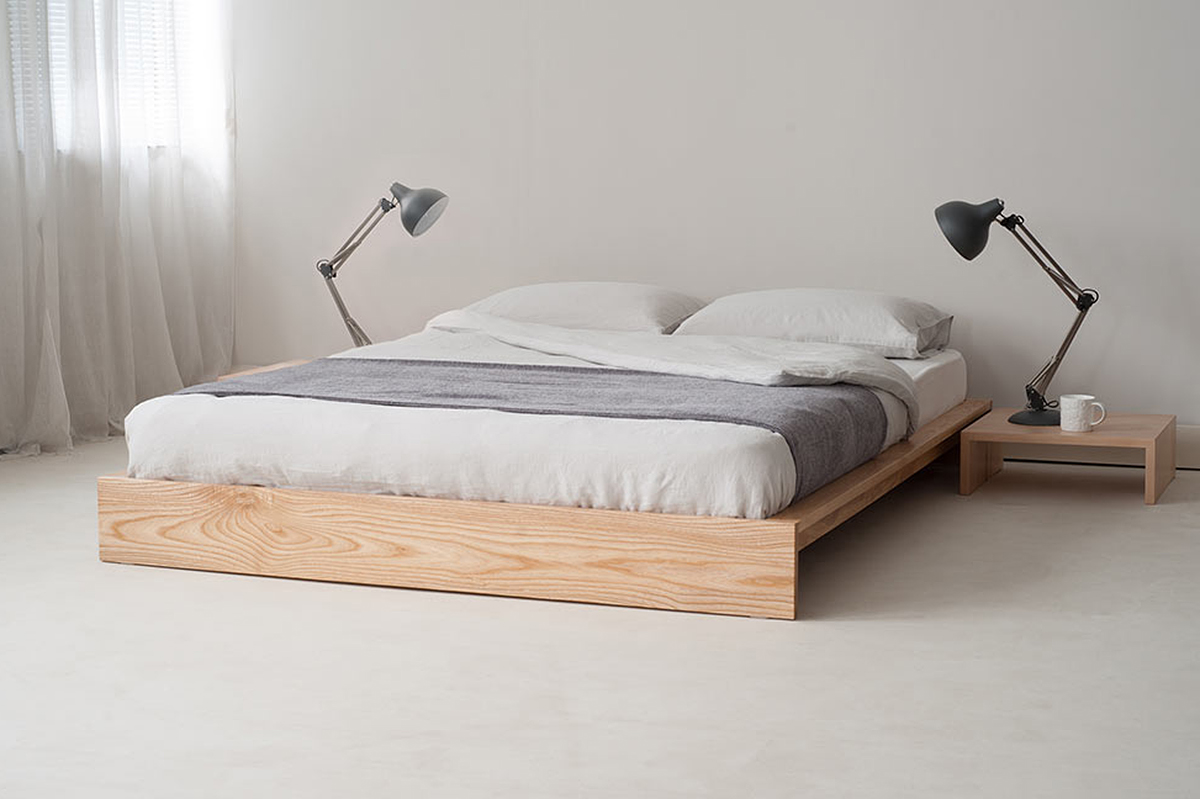 Minimal Bed Platform And Metal Bed Frame Two Best Minimalist Bed