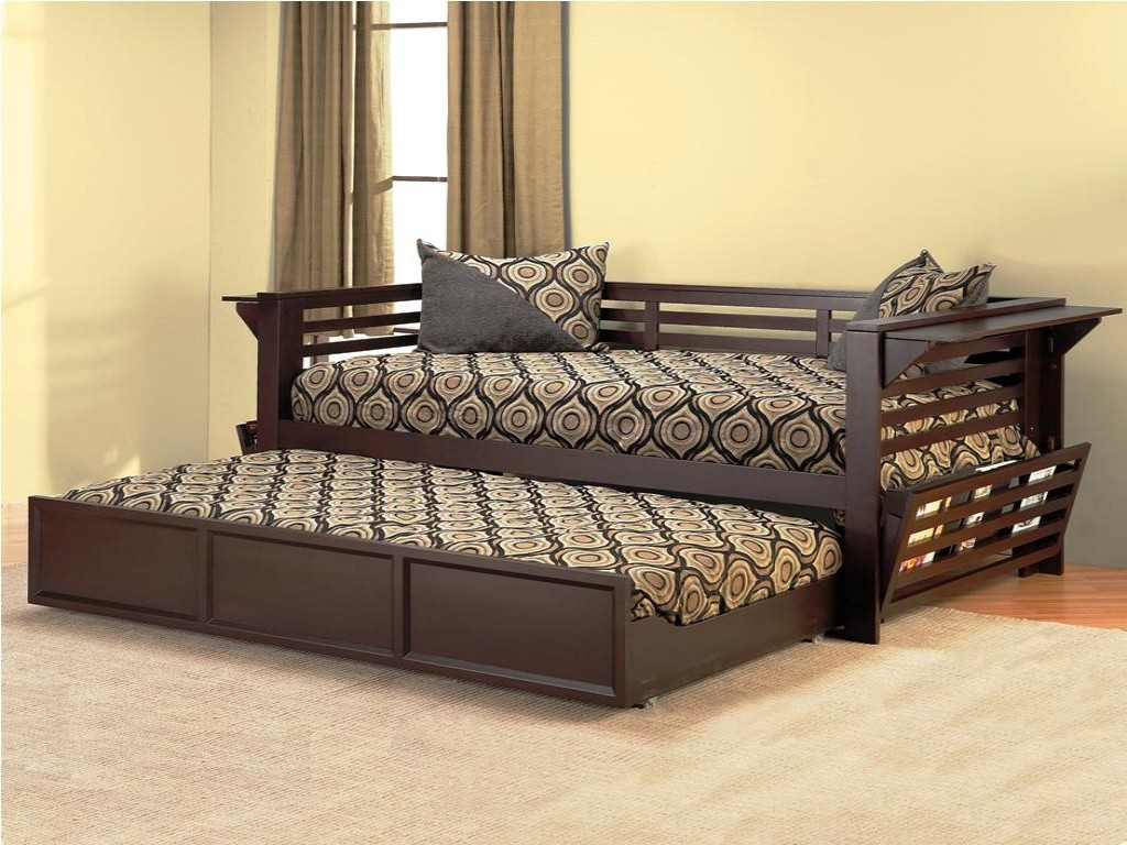Day Bed Trundle Bed Full Daybed With Trundle Designs And Pictures Homesfeed