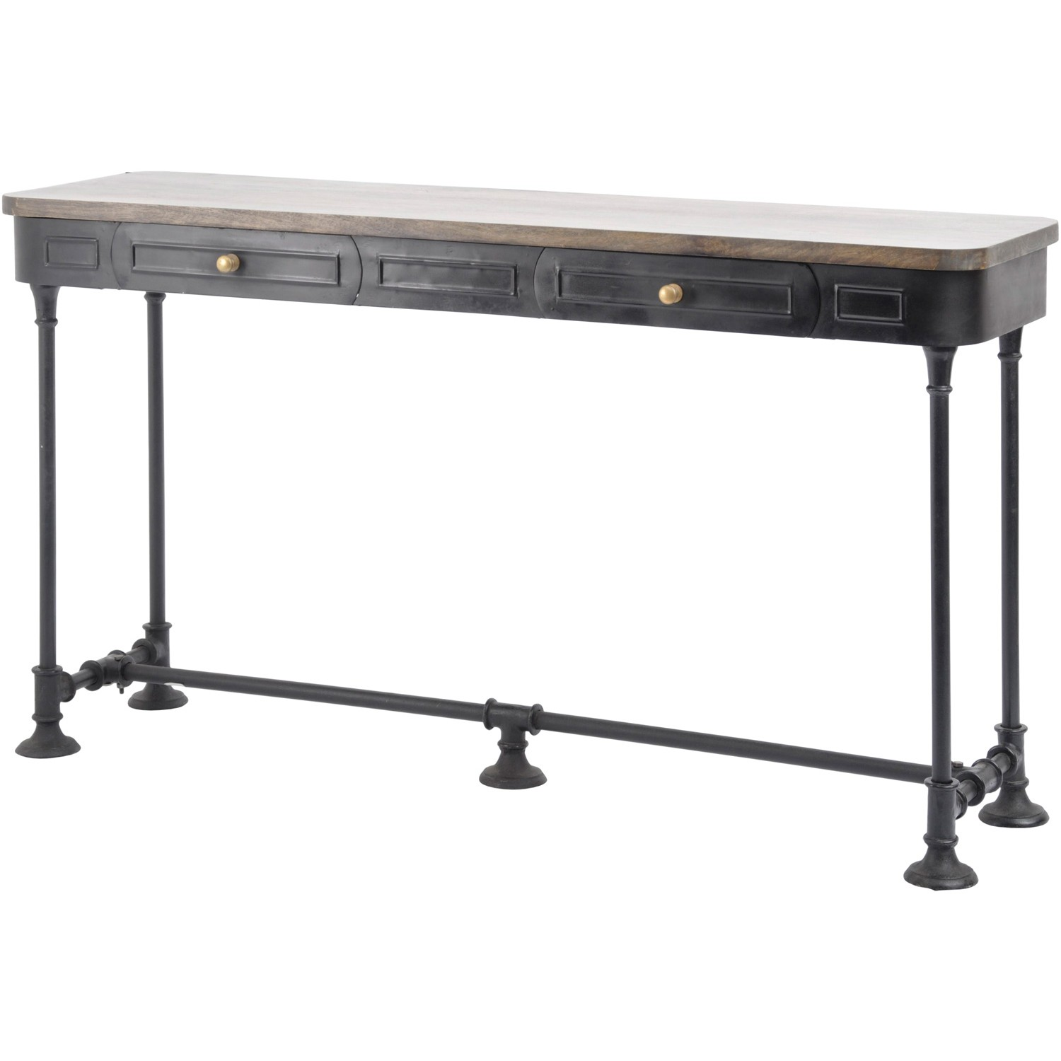 Console Table Best Shallow Console Table Homesfeed