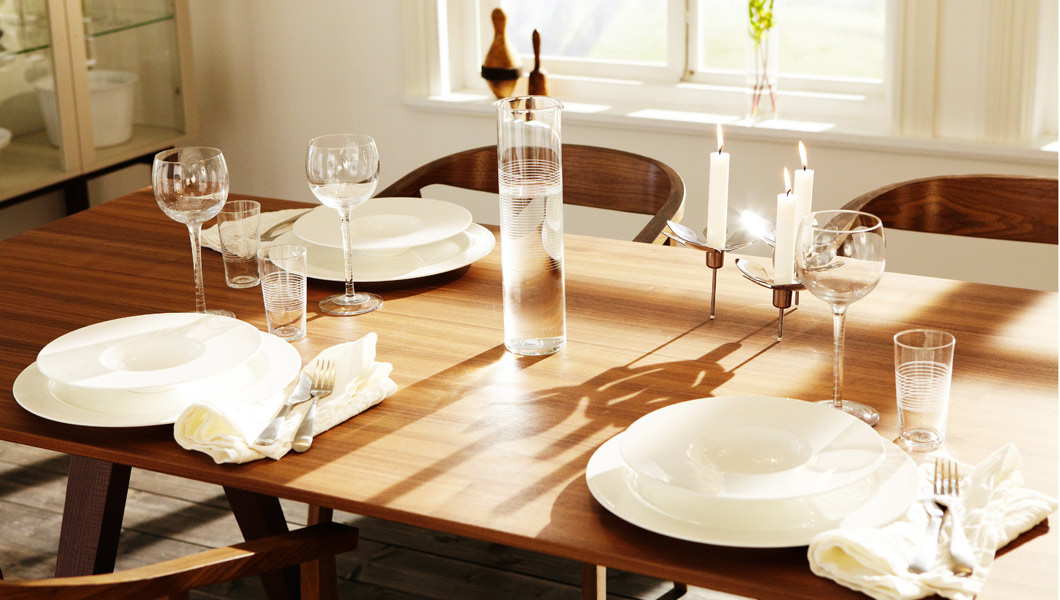 good ikea stockholm dining table