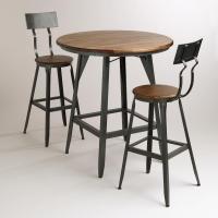 Industrial Pub Table | HomesFeed