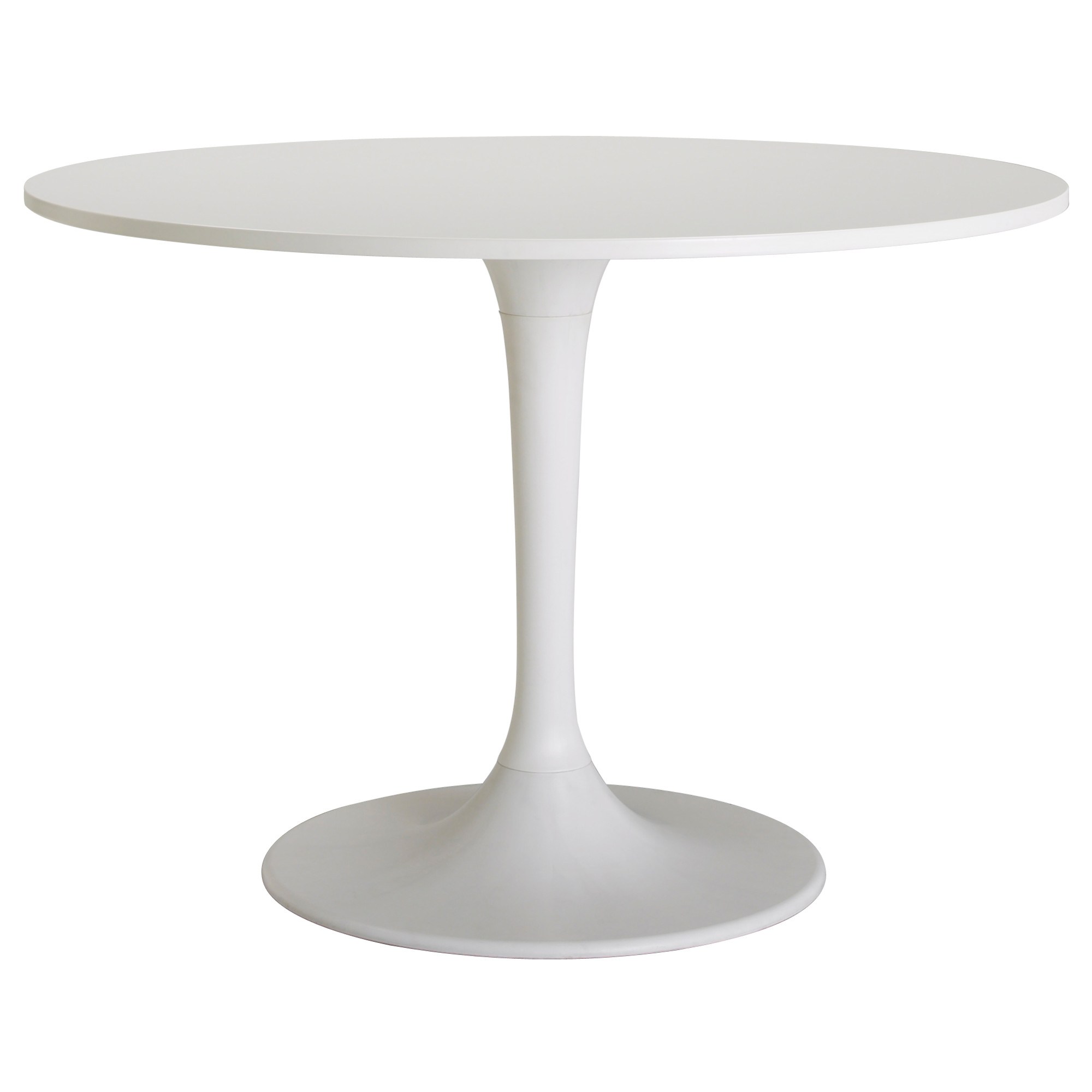 Plastic Stoelen Ikea Beautiful White Round Kitchen Table And Chairs | Homesfeed