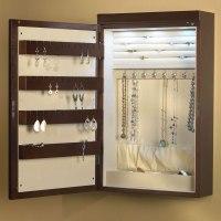 Best Hanging Jewelry Armoire | HomesFeed
