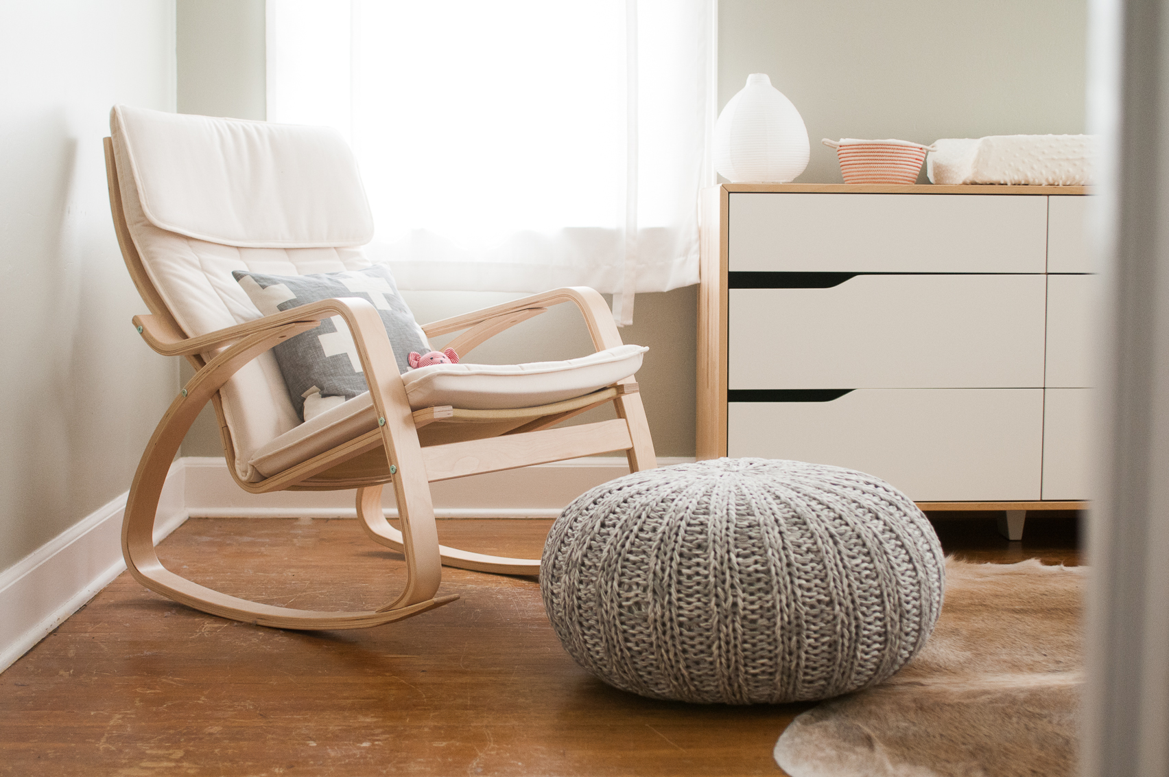 Modern Baby Rocking Chair Modern Rocking Chair For Nursery Homesfeed