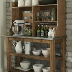 Wooden-Baker-Rack-Furniture-For-Kitchen-Stuffs-Grey-Wall-And-Warm-Carpet-150x150  %Image Name