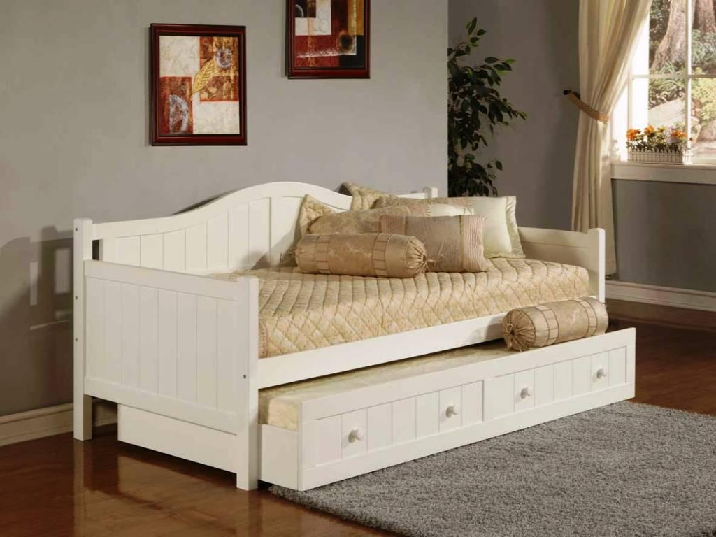 Daybed Trundle Ikea A Multiple Purpose Furniture Homesfeed - Ikea Daybed