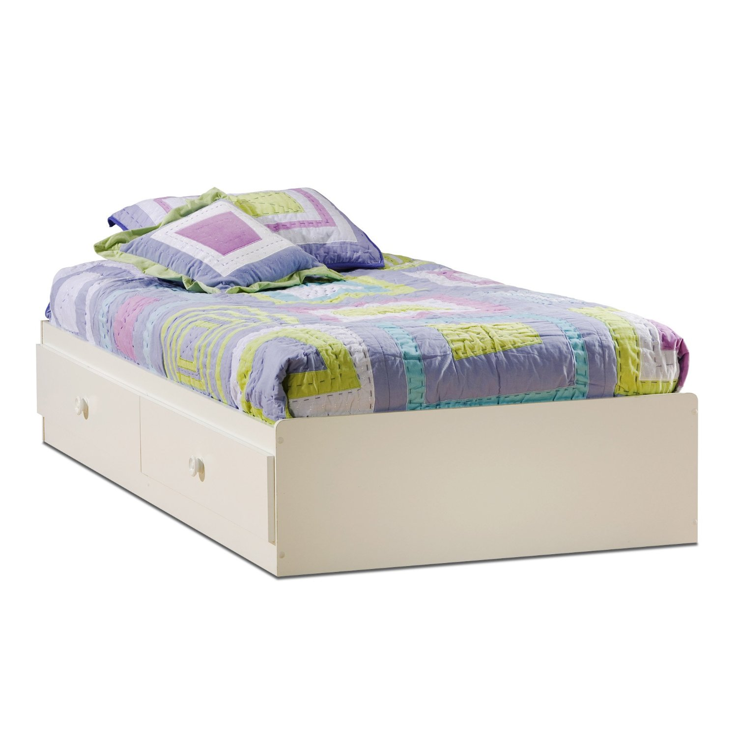 Twin Bed Frame With Storage South Shore Bed Frame For Best Experience Of Sleeping