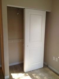 White Sliding Closet Door Options | HomesFeed