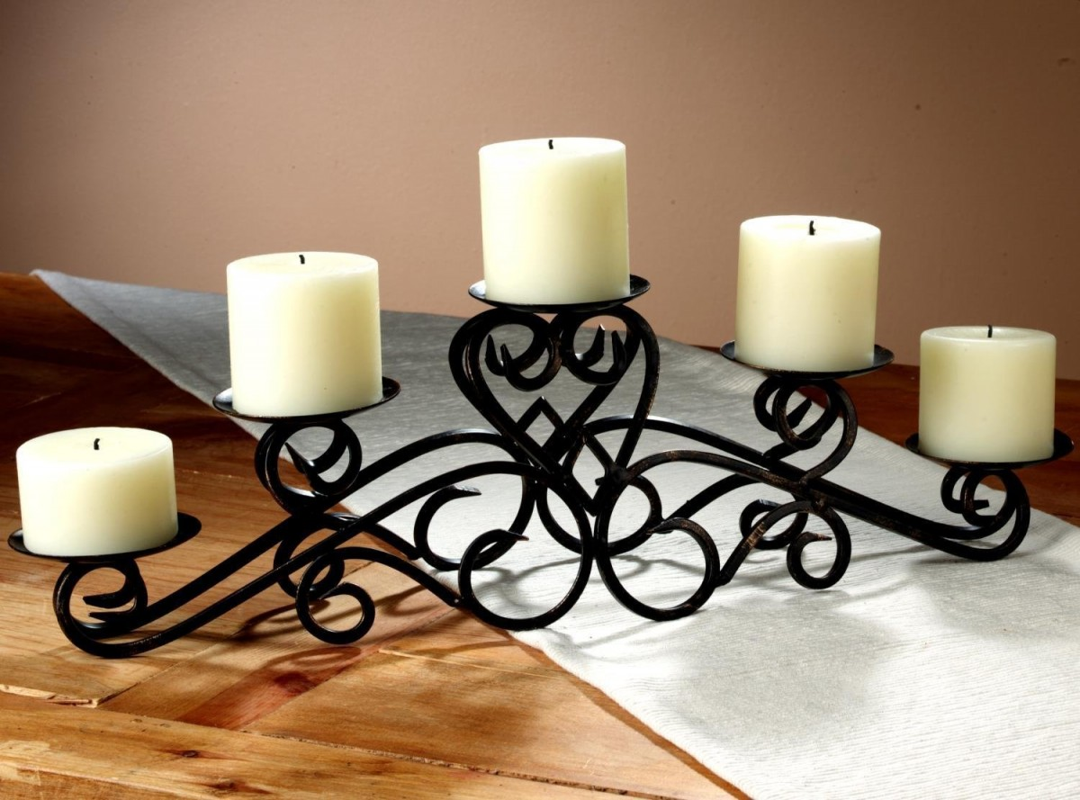 Creative And Stunning Candle Centerpieces For Tables