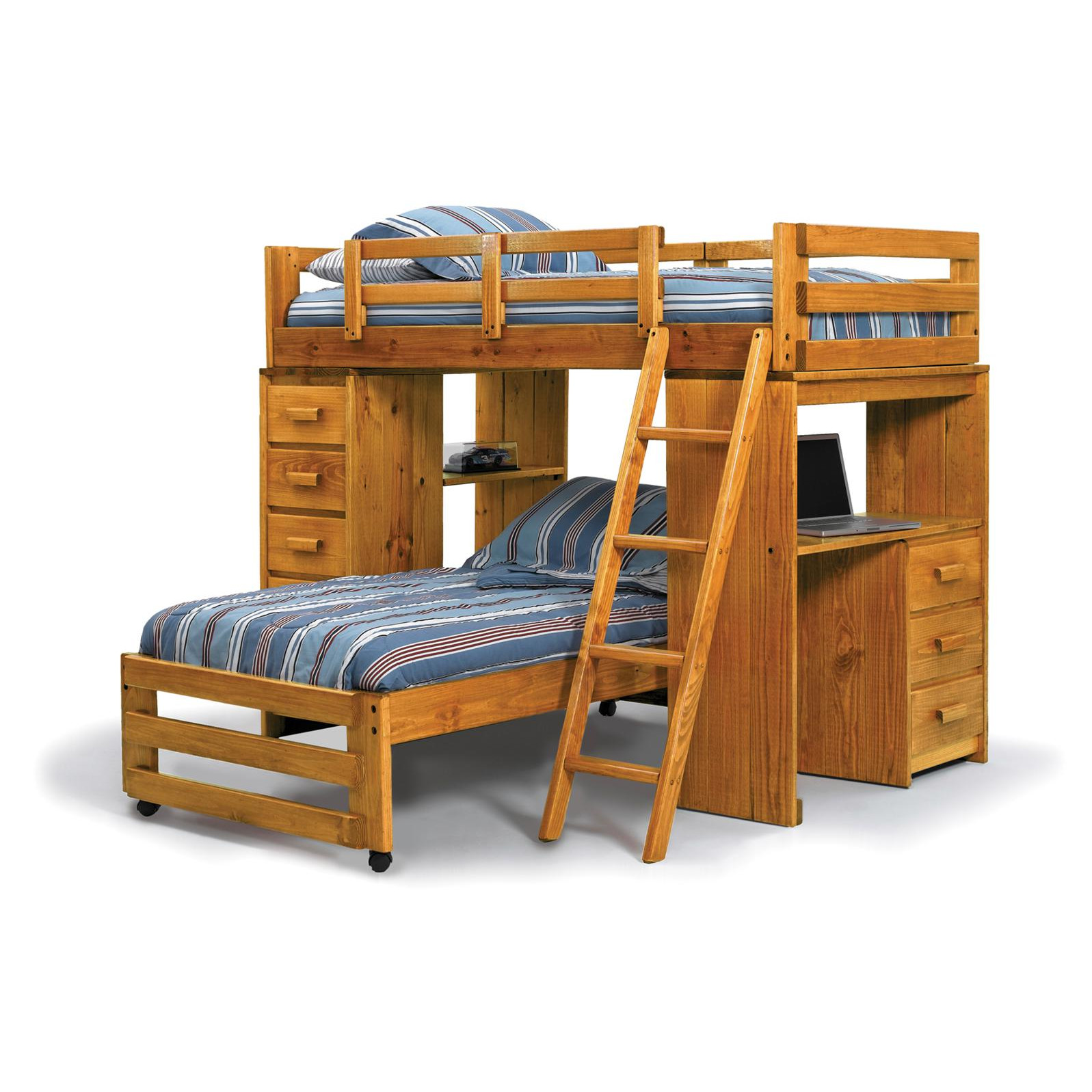 Bed Bunk Twin Over Full Bunk Bed With Desk Best Alternative For