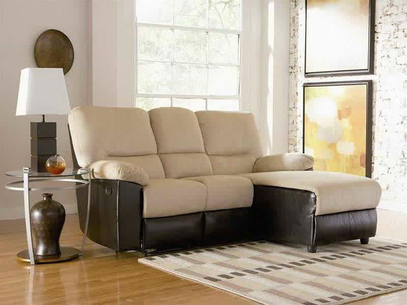Sectional Sofa For Small Spaces Homesfeed - Sofas For Tiny Rooms