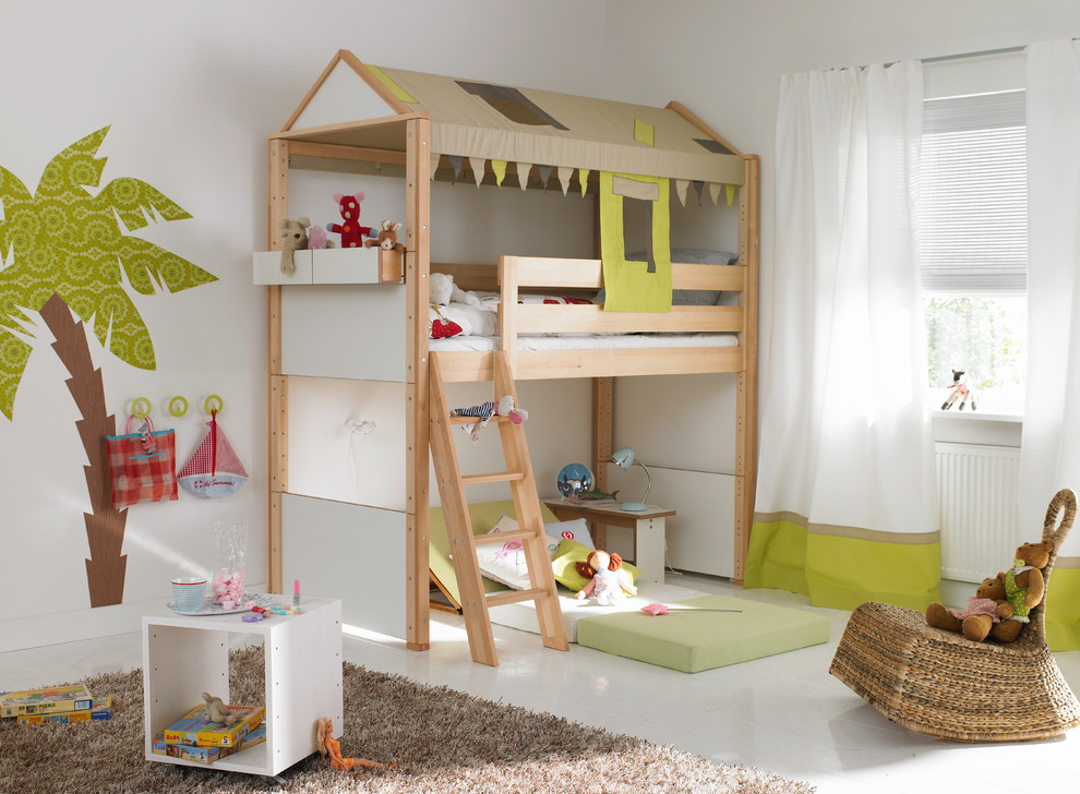 IKEA Kids Loft Bed: A Space