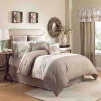 Beige and White Bedding Products for Creating Warm and ...
