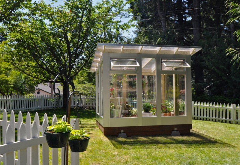 Ten Best Ideas of Modern Garden Shed for Storage Solution and