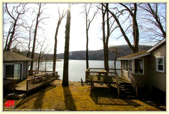 Danbury Ct 3 Bedroom Waterfront Cottages For Sale 27