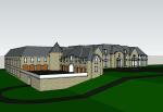 Google SketchUp Mansion