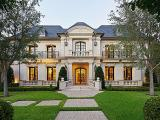 12000 Square Foot French Inspired Home In Highland Park Tx