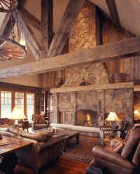 A Look At Some Amazing Fireplaces | Homes of the Rich