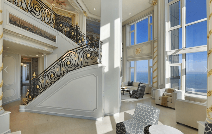 3d Stone Wallpaper Malaysia 6 4 Million Duplex Penthouse Atop The Four Seasons Hotel
