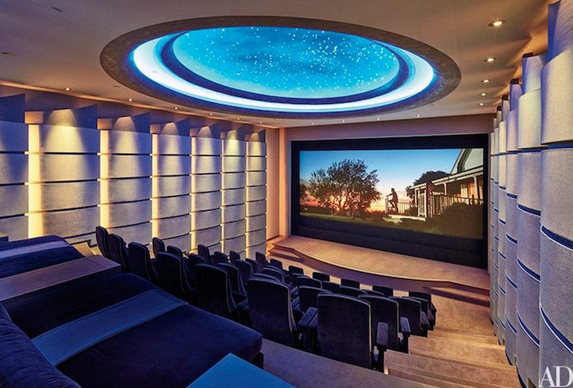 Lelouch Wallpaper 3d 12 Contemporary Modern Home Theaters Homes Of The Rich