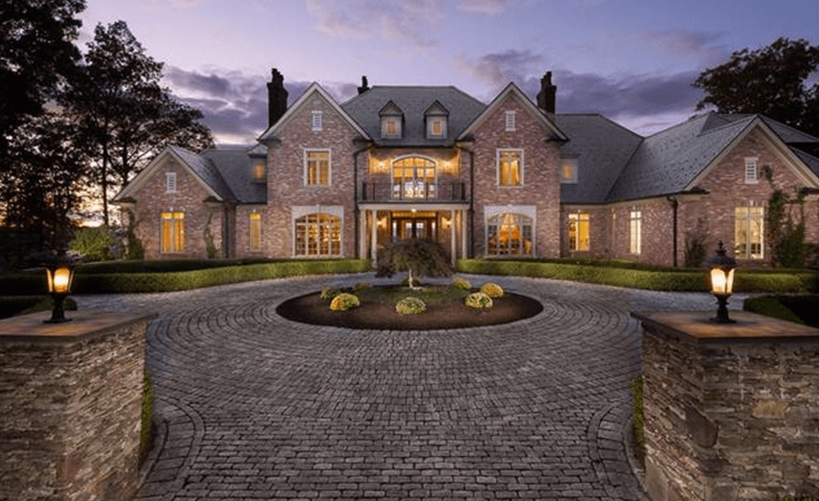 29 Million Brick Mansion In Avon Ct Homes Of The Rich